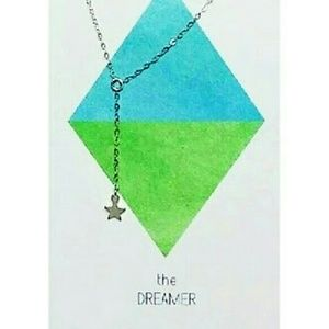 • {Dogeared} The Dreamer Y-necklace